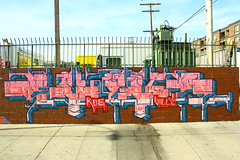 Futur (MR. NIC GUY ^.^) Tags: california urban streetart art landscape graffiti losangeles future futur graffitiart villians kog lgf