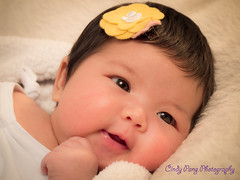 P3026138 (cindypangphotos) Tags: baby cute girl smile angel studio photography pretty clip babygirl newborn bigeye cindypang cindypangphotography
