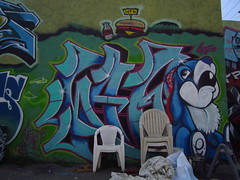 Hare STP (236ism) Tags: graffiti los hare angeles stp