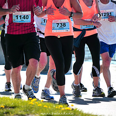 GOODLIFE RUN 2013 (A) (marc falardeau) Tags: toronto ontario canada feet race spring nikon shoes colours waterfront may event runners amateur goodlife marathom d300s westofyonge goodliferun2013