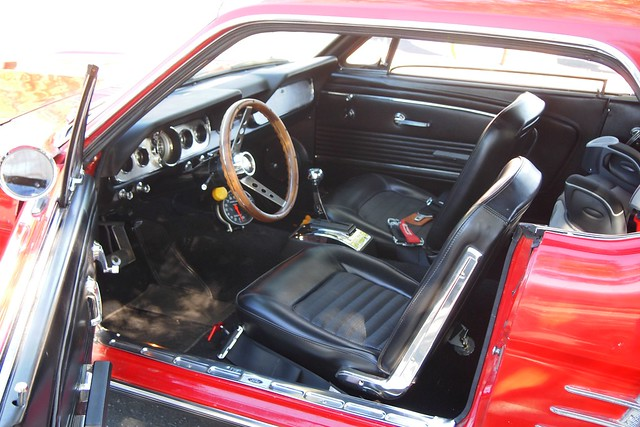 1966 Ford Mustang Coupe (Custpm) 6ACY688 5