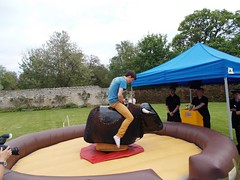 Corporate Family Funday, Edinburgh May 2013 (Team Challenge Company) Tags: family castle suits events segway bronco sumo tours bouncy bucking eventmanagement familyfundays corporatefundays