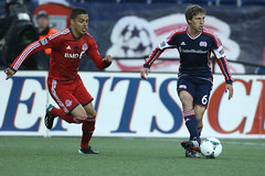 Scott Caldwell vs. Toronto FC (nerevolution) Tags: soccer revs revolution approved mls majorleaguesoccer newenglandrevolution