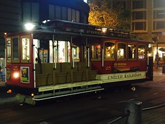 Cable car (pandeesh89) Tags: sf cars downtown union cable powell local visitors swear attractions iphone 6s cableat