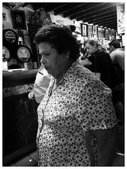 (Vallelitoral) Tags: woman mujer sanlcardebarrameda maruja seora blackandwhite blancoynegro cute nice retro vintage app bambito bata barbigote iphone iphonegraphy flickr flickraward