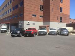 Smh maintenance crew pickups (hartmannfirearmsllc) Tags: lockandload ar15 hospital engineer facilities oregon stayton emtp emt 3500 semperfi ram3500 ram santiam maintenance thecrew smh