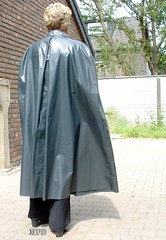 Kleppermode (hpdyko) Tags: fashion klepper regencape kleppercape kleppermode