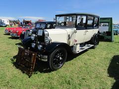 Ackworth Steam Rally 17.7.2016 (33) (bebopalieuday) Tags: ackworth steamrally austin 204 mayfair limousine 1926 classiccar pontefract westyorkshire