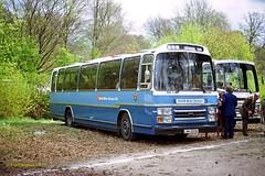 15375 LAH 223V Norfolk MS 300 (Fransang) Tags: lah223v norfolk motor services ford r1114 plaxton supreme