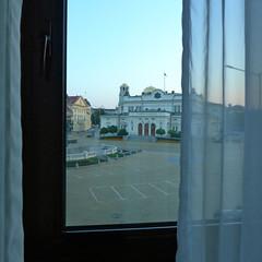 . (Marie Nolle Taine) Tags: europe bulgaria balkans sofia urban city  parliament