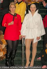 Star Trek characters (Alaskan Dude) Tags: travel utah saltlakecity 2016saltlakecitycomiccon 2016slcc comiccons comiccon cosplay cosplayer cosplayers people portraits costumes outfits