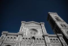 Catedral de Florencia (Leandro Fridman) Tags: arquitectura religin torre florencia catedral iglesia italia nikond60 nikon d60