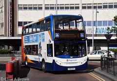 DSC_0151w (Sou'wester) Tags: bus buses publictransport psv khct kingston hull stagecoach municipal corporation