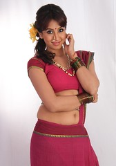 South Actress SANJJANAA Photos Set-6-Mahanadi Clips (14)