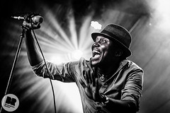 Songhoy Blues (B'ham Review) Tags: birmingham indieimagesphotography photosbyindieimages thecoral birminghamreview concert gigphotography livemusic livemusicphotography moseleyfolk onstage performer stagelights