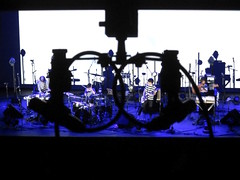 Recording mics (michaelz1) Tags: livemusic foxtheater oakland cornelius fantasma