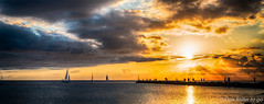 Golden Florida (DonMiller_ToGo) Tags: cloudporn sunsetmadness hdrphotography sailboat goldenhour d5500 panorama gulfofmexico florida rocks hdr sunset skypainter panoramic 3xp outdoors clouds onawalk southjetty sky sunsetsniper jetty seascapes sunsets panoimages3
