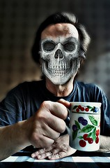Reality (Arto Katajamaa) Tags: trueself me strongcoffee min jag withoutmask true coffeebreak skalle todellisuus selfie verklighet reality satisfied satisfaction omakuva kallo samsunggalaxys7 eternity coffeeselfie