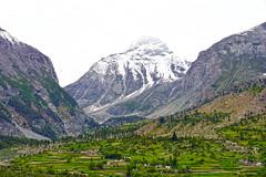 Calmness and fascination of Boshe valley (anbajwa) Tags: boshevalley gilgitbaltistan northernareaofpakistan clouds mountains valley anbajwa asimnisarbajwa nikon flickr photography