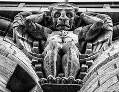 Mephistopholes (mysunsin) Tags: gargoyle grotesque mephisopholes devil demon