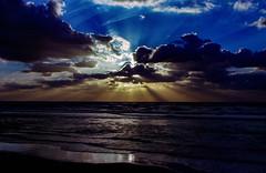 Zandvoort Beach III (Carlos Sobrino) Tags: nikon beach sand clouds sky zandvoort holland thenetherlands csobrino flickelite sea water