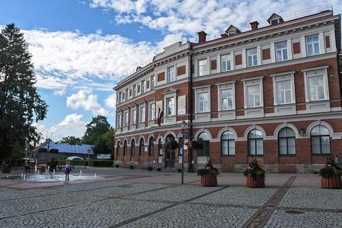 Cesis. Parque Gauja.Letonia 6
