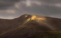 Ridge Light (Glenn D Reay) Tags: mynyddtalymignedd snowdonia wales mountain light clouds landscape pentaxart pentax k30 sigma1770hsm glennreay