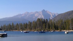 Redfish Lake, Idaho (Pacific Fishery Management Council) Tags: idaho redfish sockeye hatchery fish angling salmon fisheries