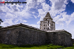 Kalyana Mahal, Gingee, India (rvk82) Tags: 2016 architecture august2016 gingee gingeefort history india kalyanamahal nikkor1424mm nikon nikond810 photography rvk rvkphotography raghukumarphotography rajagirifort ruins southindia tamilnadu wideangle wideangleimages rvkphotographycom muttakadurf in
