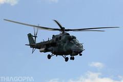 8960 Forca Aerea Brasileira (Thiago Pereira Machado) Tags: mil military mi35 ah2 sabre brazil baan anapolis helicopter