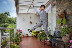Joy is the simplest form of gratitude.... (Just lovin' it) Tags: jump salto happiness felicidad joy