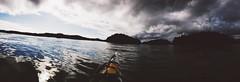 Ocean kayaking in Tofino, BC (anika.gatzke) Tags: ocean kayak britishcolumbia bc tofino