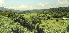 Laos : landscape, Nam Bak #2 (foto_morgana) Tags: analogphotography analogefotografie asia indochina landscape laos mountainous nambak nikoncoolscan outdoor panoramic photographieanalogue scenic travelexperience vuescan