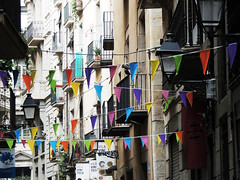 Feest in Barcelona (Shahrazad26) Tags: merce barcelona spanje spain spanien espagna engeland espagne catalunya feest
