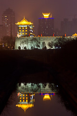 JHS13025314 (Jhshelley) Tags: china road street city wall bronze temple terracotta chinese silk culture xian warriors buddist scenes chariot 2013