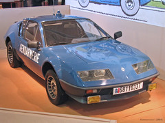 "Alpine Renault A310 ""Gendarmerie"" (Mondial Automobile - Paris - France) 2004 ('Yannewvision') Tags: old paris france 2004 car french frankreich automobile police retro renault collection alpine salon vieux  automobil portedeversailles gendarmerie a310  rtro  anciens alten   policepatrol mondialdelautomobile viellesvoitures  copscar yannewvision"