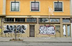 (gordon gekkoh) Tags: up self graffiti oakland zee z amc kts atb censor vator wkt censr anemal 3peets