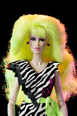"The Misfits  Phyllis ""PIZZAZZ"" Gabor integrity toys jem and the holograms - fashion royalty 2013 (super.star.76) Tags: alt winner"