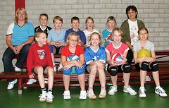 2007 Mini 10 en 11 - Trs. Aafje de Vries en Gretha Runhaar