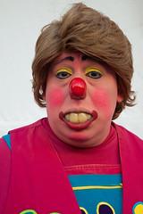 Let me entertain you. (Timothy Neesam (GumshoePhotos)) Tags: festival clown zacatecas cultural 2013