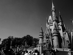 Disney castle show (Storywhisper) Tags: magic kingdom disney wdw