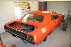 """1970 Plymouth 'Cuda 440 • <a style=""""font-size:0.8em;"""" href=""""http://www.flickr.com/photos/85572005@N00/8633852897/"""" target=""""_blank"""">View on Flickr</a>"""
