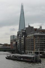 Shard Central (Igor Clark) Tags: london grey cityscape shard greyday greysky bankside sooc straightoutofcamera theshard 2013365 20130409