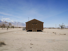 Barracks 1 (Night Owl City) Tags: california usa barracks manzanar owensvalley inyocounty manzanarnationalhistoricsite block14