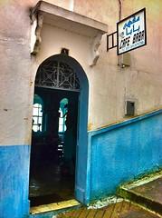 Cafe Baba (FotoShipshuck) Tags: cafe morocco medina cafeteria tangier tanger