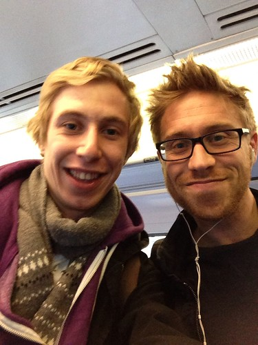 Russell Howard and I