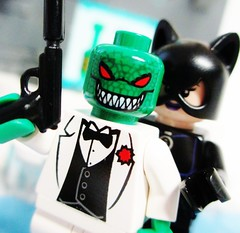 Croc...Killer Croc (Julius No) Tags: james lego killer spy batman bond croc catwoman