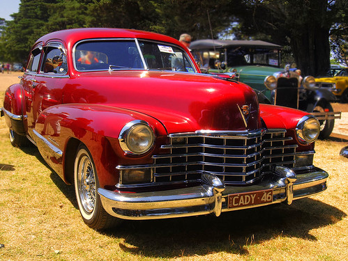 1946 Cadillac Series 60 Fleetwood