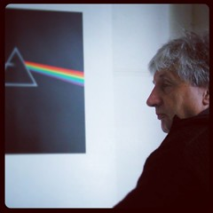 Storm Thorgerson - artistic genius. RIP. (wombleway) Tags: storm square pinkfloyd squareformat darksideofthemoon stormthorgerson thorgerson instagramapp uploaded:by=instagram