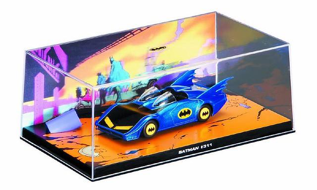 夢幻 1:43 蝙蝠合金車大坑
